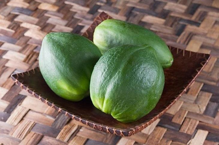 Đu đủ xanh giúp điều trị thận yếu, tăng cường sức khỏe