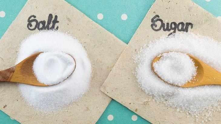 Hạn chế ăn những thực phẩm có chứa nhiều đường hoặc nhiều muối