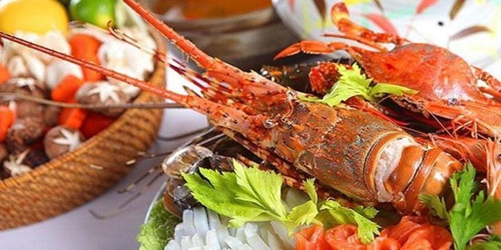 Protein từ một số loại hải sản