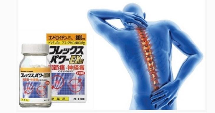 Người bệnh có thể sử dụng Flex Power EX để cải thiện các vấn đề về xương khớp