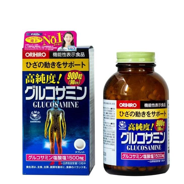 Thuốc trị đau xương khớp của Nhật Glucosamine Orihiro