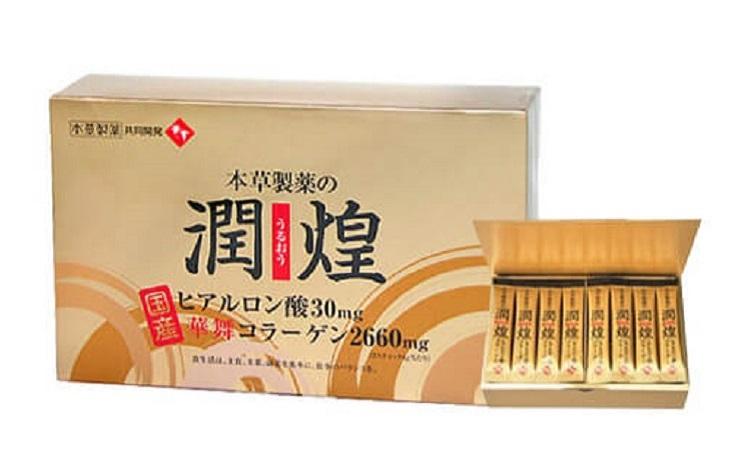 Thuốc đau xương khớp của Nhật – Collagen Hanamai Gold