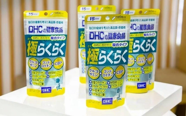 Viên uống DHC Glucosamine The Ultimate Joint Health