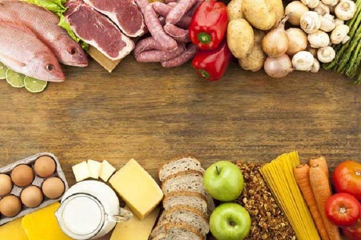 Kiểm soát chế độ ăn là biện pháp bảo vệ sức khỏe trước mọi căn bệnh