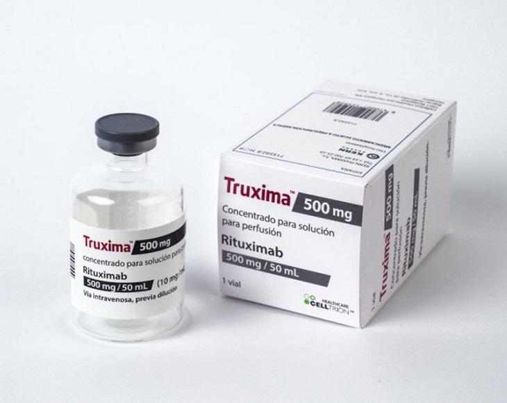 Thuốc sinh học Rituximab được chỉ định sử dụng