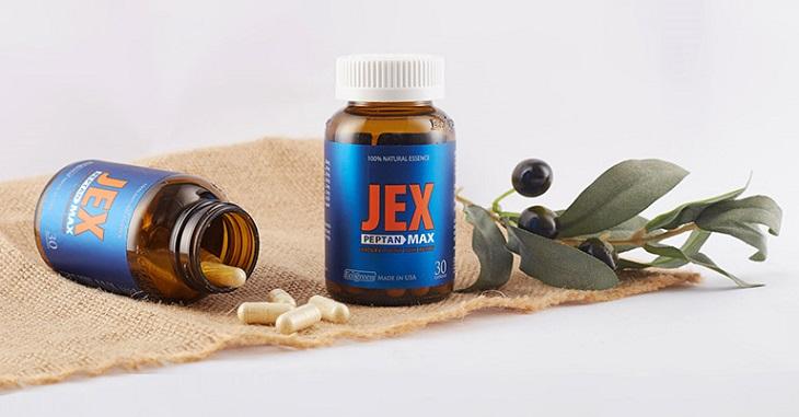 Thuốc trị đau khớp gối của Mỹ Jex Max được nhập khẩu bởi Công ty cổ phẩm Dược phẩm Eco