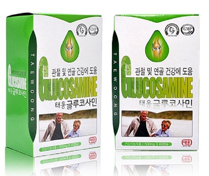Viên uống bổ khớp Glucosamin Taewoong
