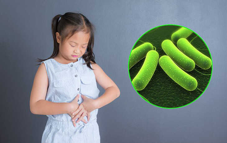Trẻ em là đối tượng dễ nhiễm khuẩn HP nhất