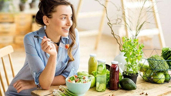 Một chế độ ăn uống hợp lý