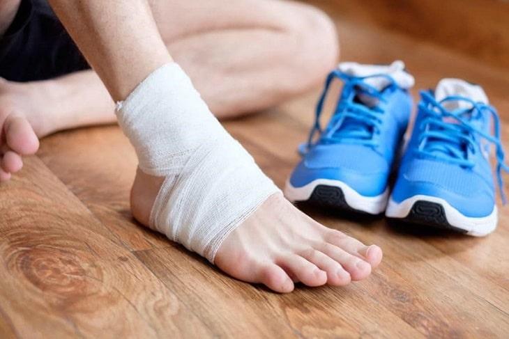 Chấn thương là một trong những nguyên nhân hàng đầu gây các bệnh lý về xương khớp