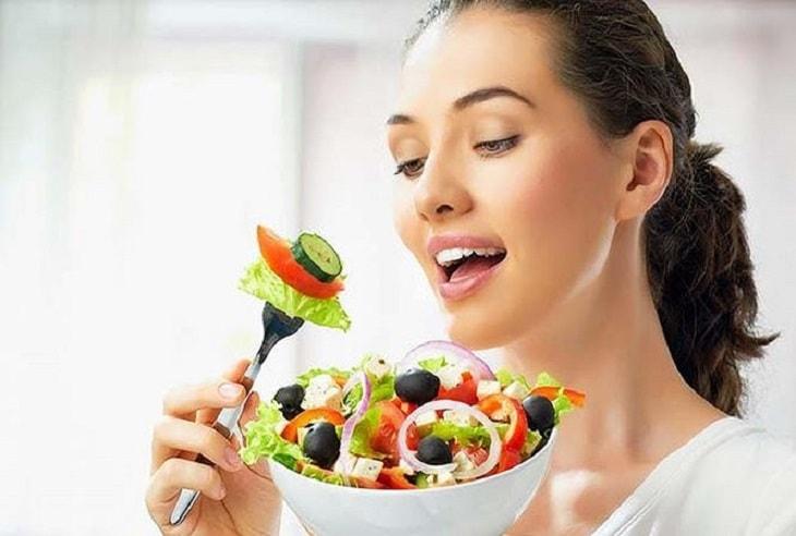 Quan tâm đến dinh dưỡng