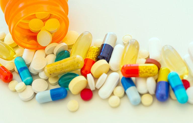 Thuốc Tây y là phương pháp được nhiều người áp dụng