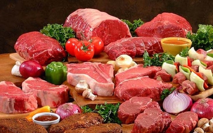 Thịt đỏ không tốt cho người bị viêm khớp phản ứng