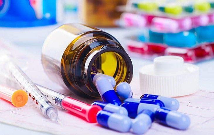 Thuốc Tây y điều trị nên tuân theo hướng dẫn sử dụng bác sĩ
