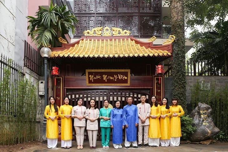 Nhất Nam Y Viện - đơn vị duy nhất phục dựng thành công mô hình thăm khám và điều trị bệnh theo Thái Y Viện Triều Nguyễn