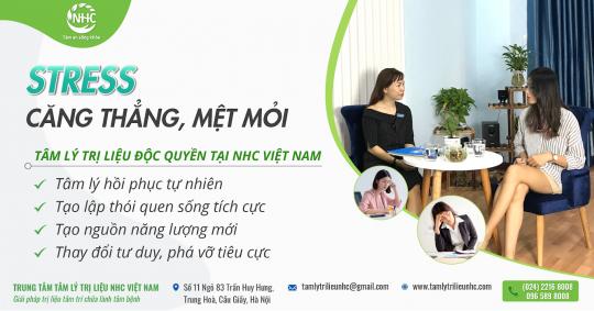 Trung tâm Tâm lý trị liệu NHC Việt Nam - đơn vị can thiệp tâm lý trị liệu uy tín tại Hà Nội