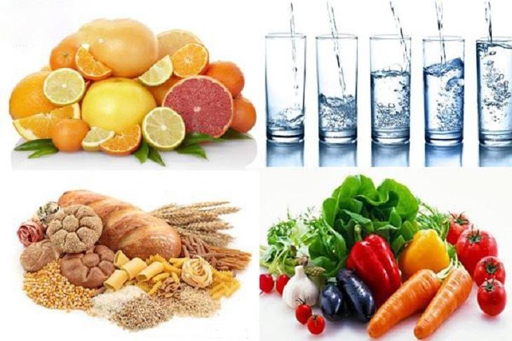 Người mổ sỏi thận đều phải chú ý về chế độ ăn hằng ngày