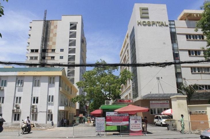 Bệnh viện E có chi phí chữa bệnh phù hợp với đa số người bệnh