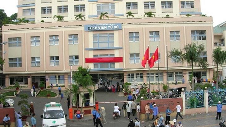 Bệnh viện Từ Dũ là địa chỉ tán sỏi uy tín dành cho thai phụ