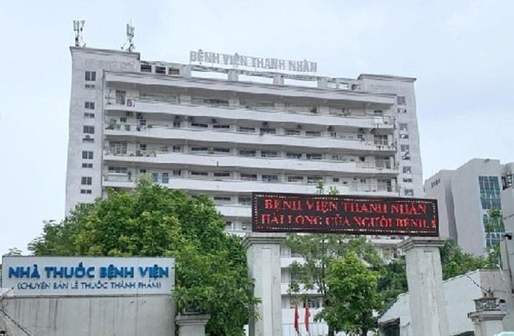 Bệnh viện Thanh Nhàn được nhiều người tìm đến để tán sỏi thận