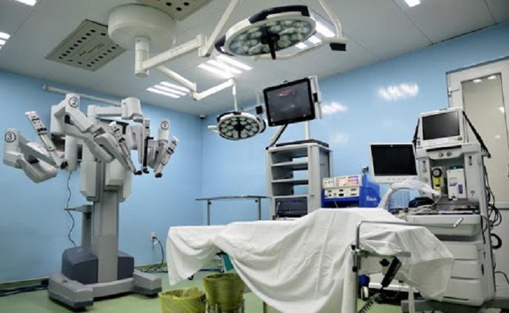 Bệnh viện Bình Dân được trang bị nhiều máy móc thiết bị hiện đại