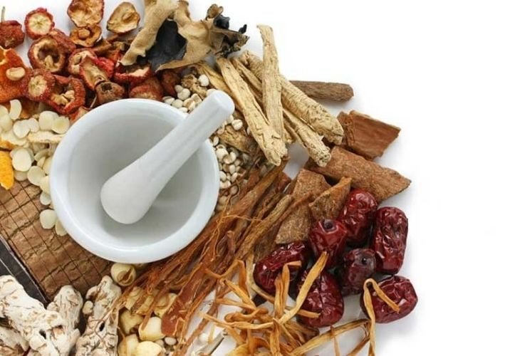 Điều trị bệnh chàm bằng thuốc Đông y