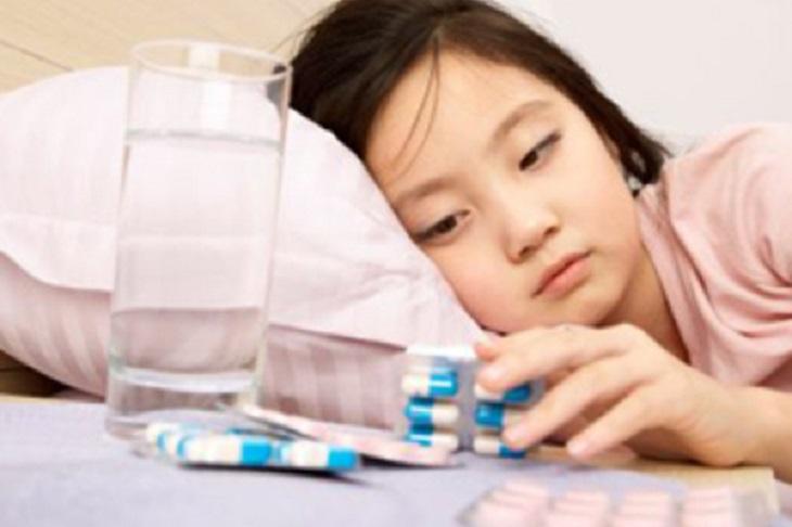 Hiện nay có nhiều loại thuốc được bào chế dành riêng cho trẻ em để điều trị bệnh
