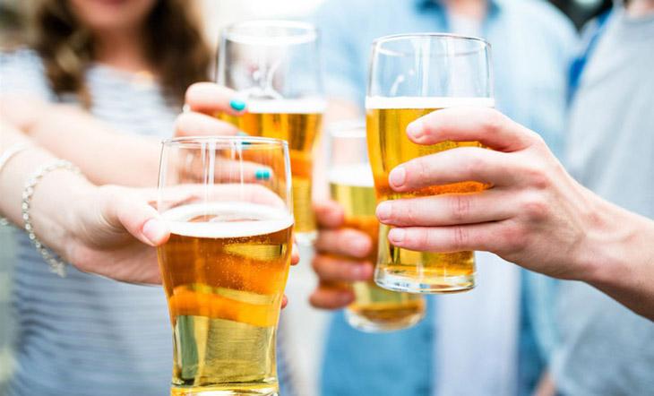 Để có một sức khỏe tốt, hãy tránh xa rượu bia