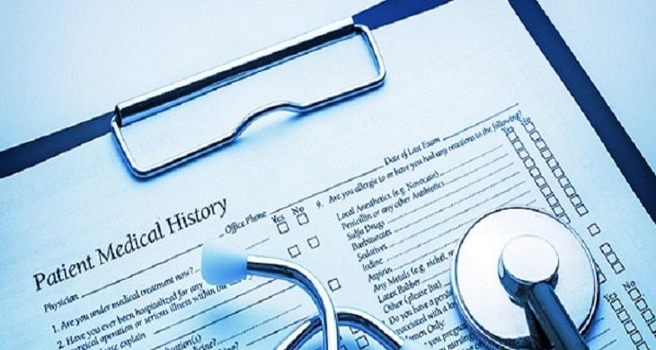 Nhân viên y tế cần nắm được thông tin cá nhân của bệnh nhân