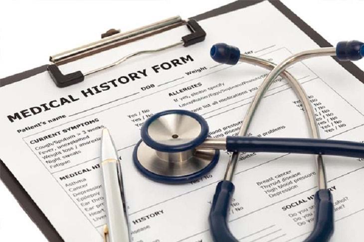Bệnh án thoát vị đĩa đệm cột sống thắt lưng cónhiều thông tin khác nhau