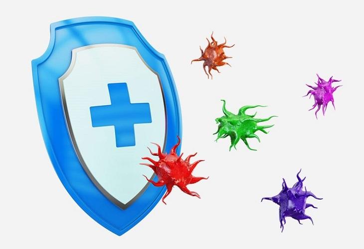 Tăng cường hệ miễn dịch giúp phòng ngừa mề đay hiệu quả