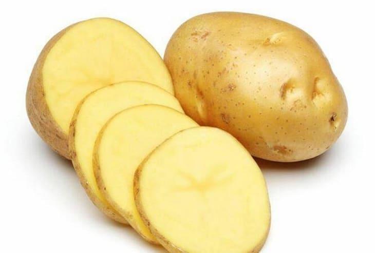 Vì sao khoai tây chữa được bệnh chàm?