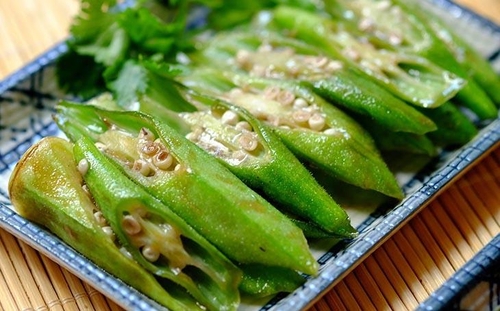 Ăn các món từ đậu bắp tốt cho dạ dày và tiêu hóa
