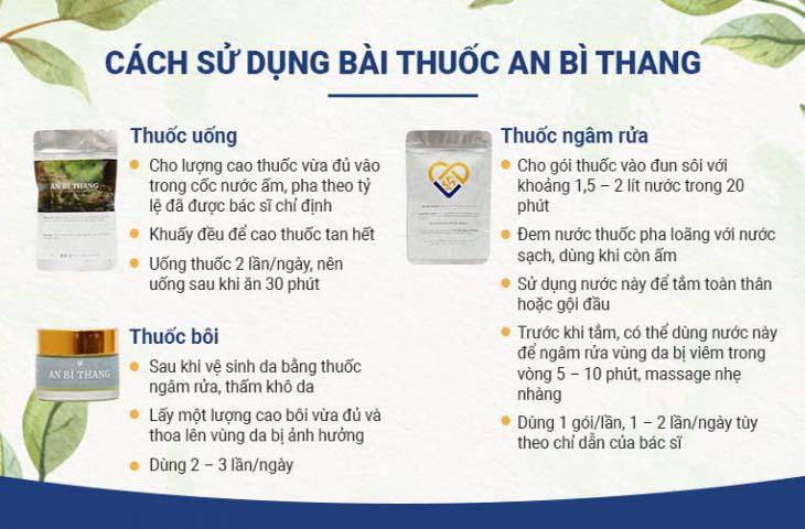 An Bì Thang với cách sử dụng tiện lợi, dễ dàng