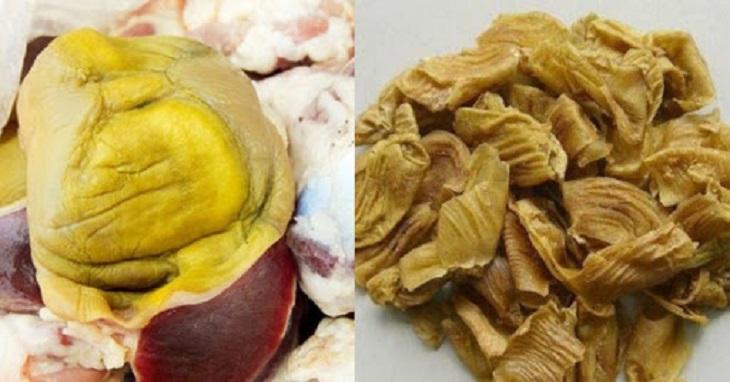 Sử dụng da vàng mề gà để điều trị tiểu buốt, tiểu rắt là phương pháp rất hiệu nghiệm