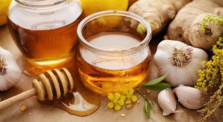 Chữa bệnh chàm bằng dầu oliu kết hợp với mật ong
