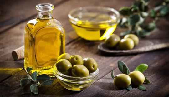 Tác dụng của dầu Oliu trong điều trị bệnh chàm