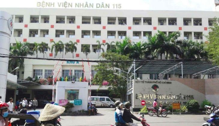 Các địa chỉ khám chữa bệnh tại Hồ Chí Minh
