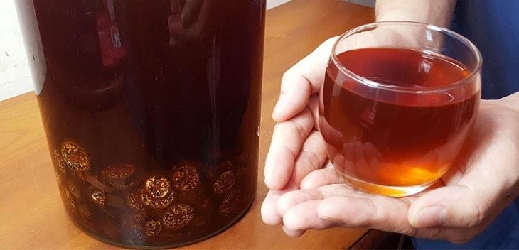 Rượu chuối hột trị sỏi thận được dân gian truyền miệng bởi công dụng bất ngờ của nó