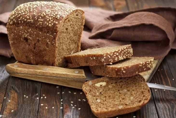 Bánh mì đen được khuyến khích sử dụng cho người đau dạ dày