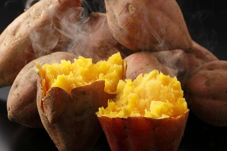 Đau dạ dày hoàn toàn có thể ăn khoai lang