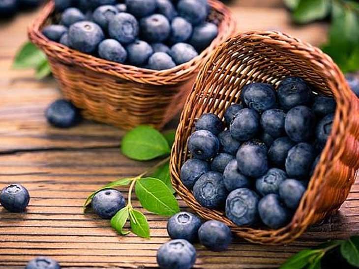 Bệnh đau dạ dày nên ăn nhiều việt quất