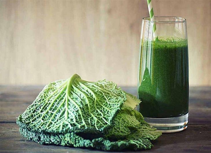 Vitamin U có trong bắp cải giúp làm lành các vết loét ở dạ dày