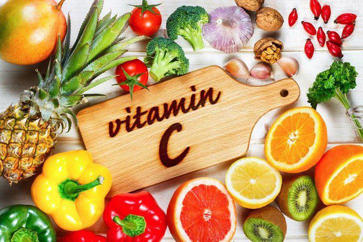 Bệnh nhân bị dị ứng thức ăn nên tăng cường thực phẩm giàu vitamin C