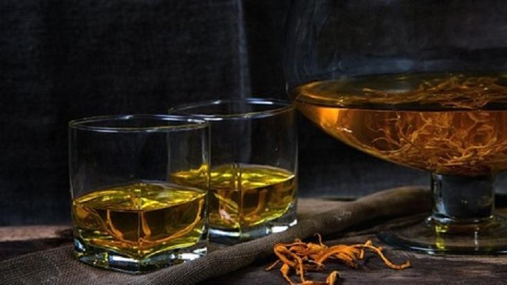 Ngân rượu trùng thảo sấy thăng hoa được rất nhiều người áp dụng