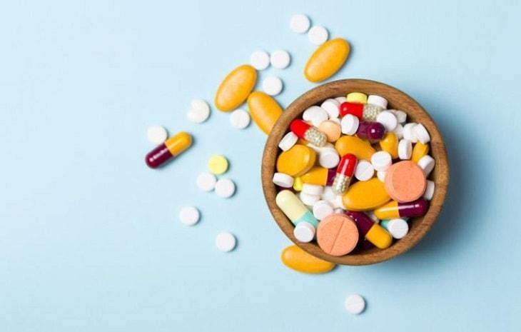 Điều trị nội khoa với mục đích giảm triệu chứng khó chịu cho bệnh nhân