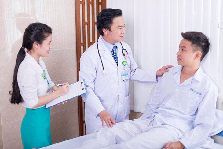 Bệnh viện Bình Dân nổi tiếng trong điều trị đau dạ dày