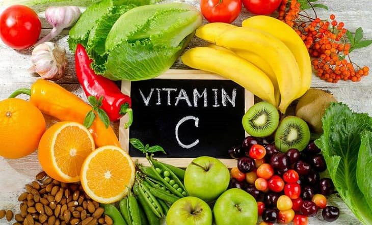 Vitamin C rất cần thiết với bệnh nhân bị nổi mày đay