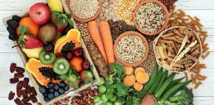Các thực phẩm giàu chất xơ là thiết yếu đối với người mổ sỏi thận