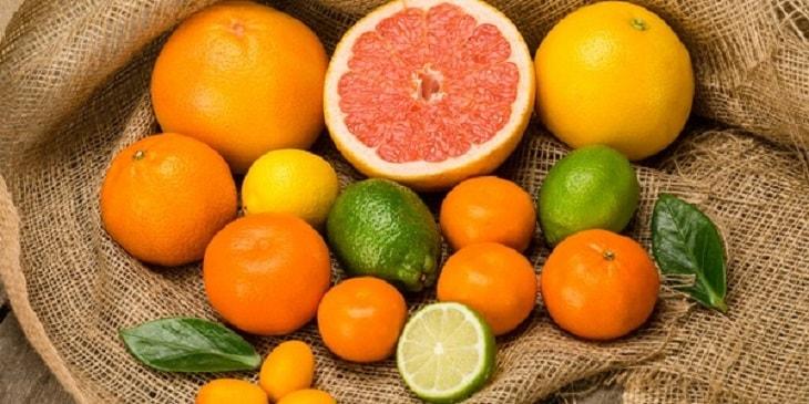 Bệnh nhân nên ăn các loại quả họ nhà Cam để nhanh chóng phục hồi sức khỏe